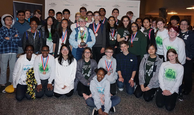 2019 5th Place Winners Westlake Middle School