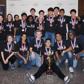 2019 3rd Place Winners Solon High School