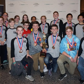 2019 2nd Place Winners Tower Heights Middle School